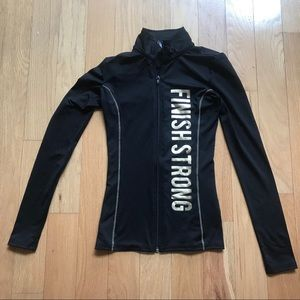 """Energie """"Finish Strong"""" Zip Up Jacket XS"""